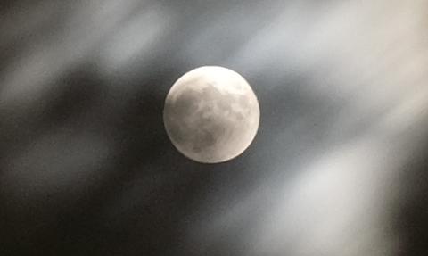 DSCF0187 171年ぶりの名月、十三夜も全国的に曇りの影響で観測出来ず。