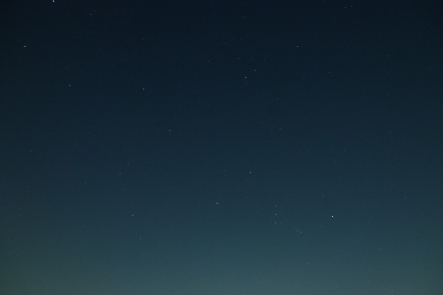DSCF0338 900x600 東京の星空も捨てたもんじゃない!冬は綺麗な夜空を見よう!