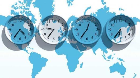 jetlag 時差ボケの謎。アメリカ方面とヨーロッパ方面の違い。