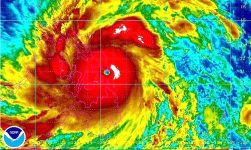 typhoonFI 台風発生のメカニズム。空気の渦の源。