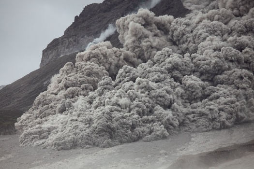 MS10 0714 火山活動において危険な現象!!